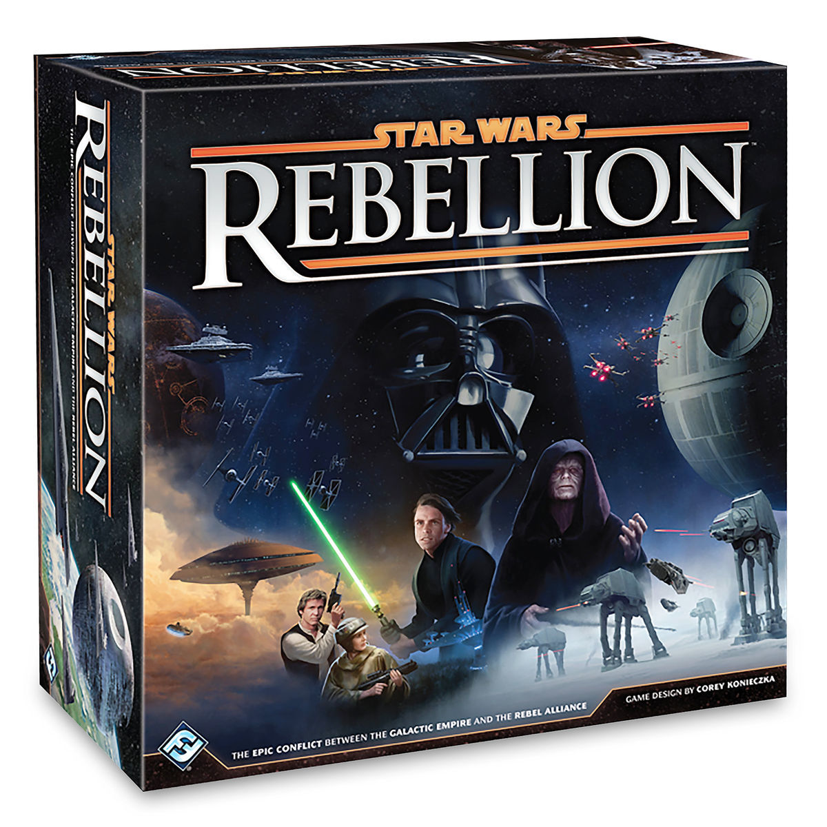 Star Wars rebélion